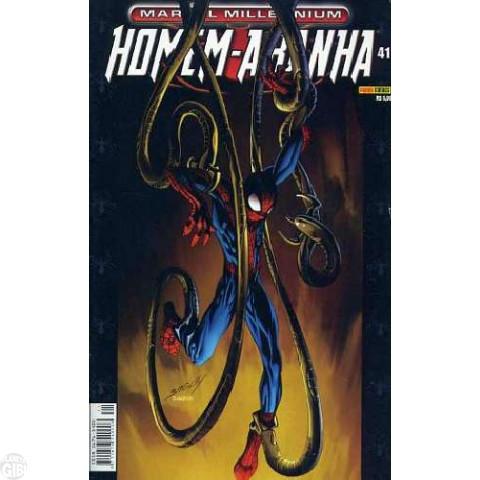 Marvel Millennium Homem-Aranha [Panini - 1ª série] nº 041 mai/2005