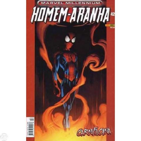 Marvel Millennium Homem-Aranha [Panini - 1ª série] nº 042 jun/2005