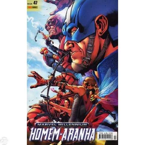 Marvel Millennium Homem-Aranha [Panini - 1ª série] nº 047 nov/2005