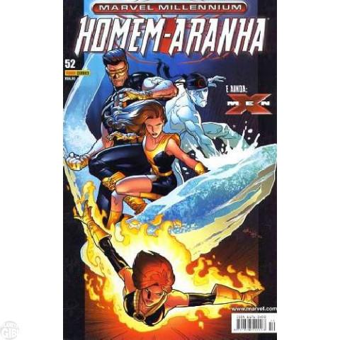 Marvel Millennium Homem-Aranha [Panini - 1ª série] nº 052 abr/2006