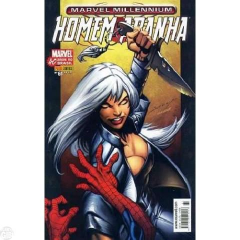 Marvel Millennium Homem-Aranha [Panini - 1ª série] nº 061 jan/2007