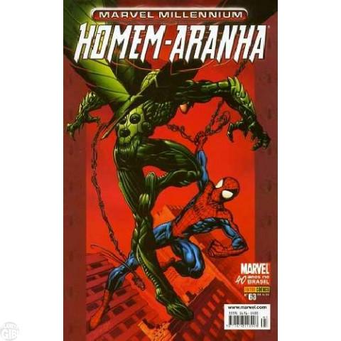 Marvel Millennium Homem-Aranha [Panini - 1ª série] nº 063 mar/2007