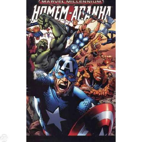 Marvel Millennium Homem-Aranha [Panini - 1ª série] nº 064 abr/2007