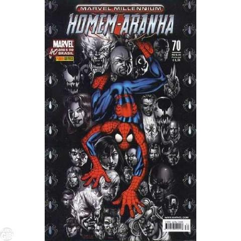 Marvel Millennium Homem-Aranha [Panini - 1ª série] nº 070 out/2007