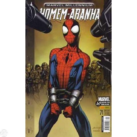Marvel Millennium Homem-Aranha [Panini - 1ª série] nº 071 nov/2007