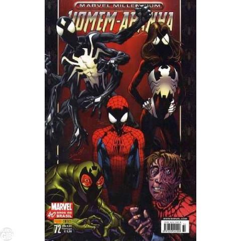 Marvel Millennium Homem-Aranha [Panini - 1ª série] nº 072 dez/2007