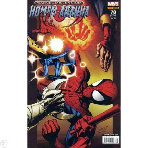 Marvel Millennium Homem-Aranha [Panini - 1ª série] nº 078 jun/2008