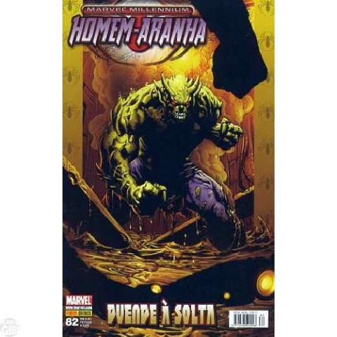 Marvel Millennium Homem-Aranha [Panini - 1ª série] nº 082 out/2008