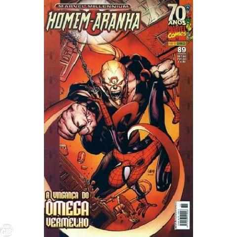 Marvel Millennium Homem-Aranha [Panini - 1ª série] nº 089 mai/2009