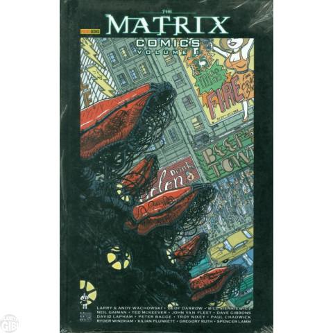 Matrix Comics [Panini - 1ª edição] nº 001 - mai/2009 - Capa Dura