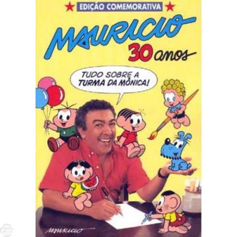 Maurício 30 Anos [Globo]  jan/2004 - Edição Comemorativa