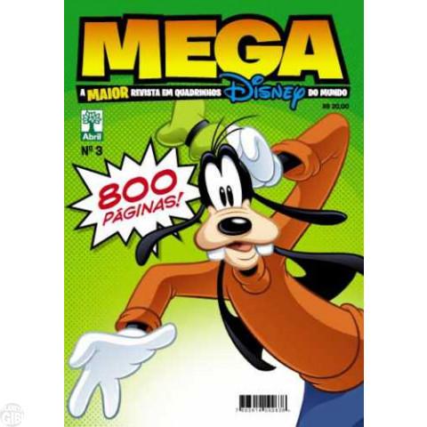 Mega Disney nº 003 jul/2013 - O Maior Gibi Disney do Mundo - Todos os Milhões do Tio Patinhas 1-10