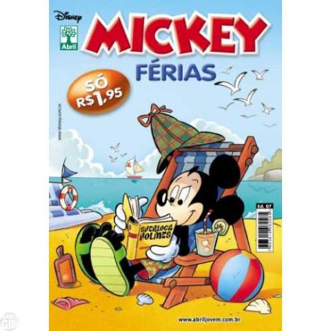 Mickey Férias nº 007 dez/2011