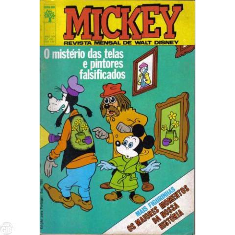 Mickey nº 222 abr/1971