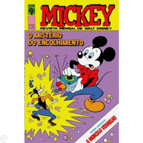 Mickey nº 264 out/1974 - Vide detalhes
