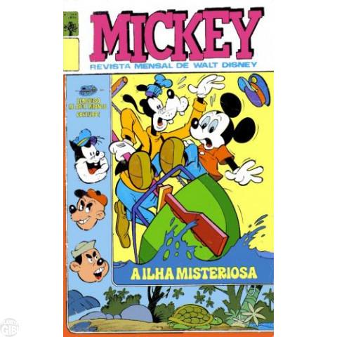 Mickey nº 322 ago/1979