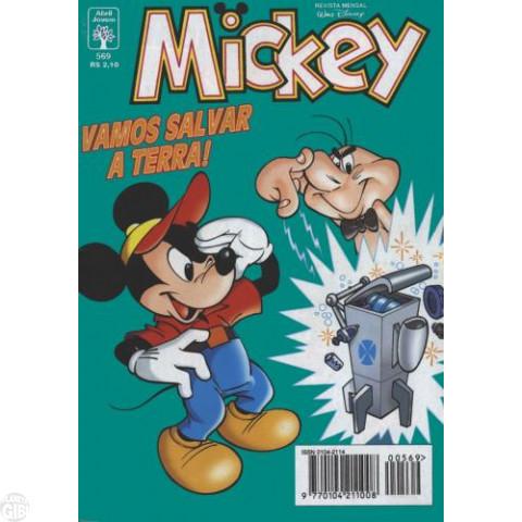 Mickey nº 569 abr/1997
