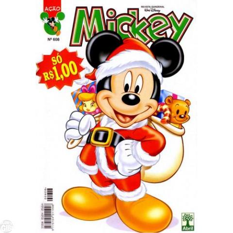 Mickey nº 608 dez/1999