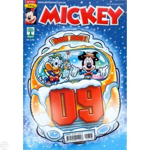 Mickey nº 795 dez/2008