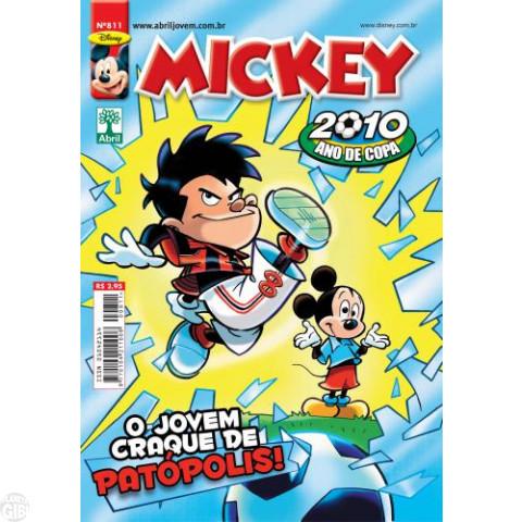 Mickey nº 811 abr/2010