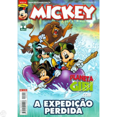 Mickey nº 814 jul/2010 - Casty