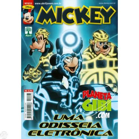 Mickey nº 823 abr/2011