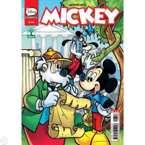 Mickey nº 846 mar/2013