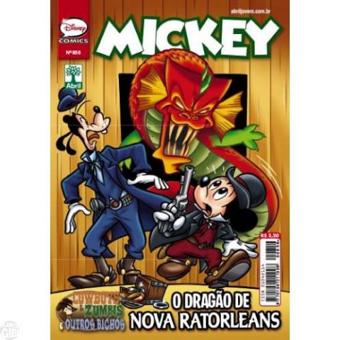 Mickey nº 856 dez/2013