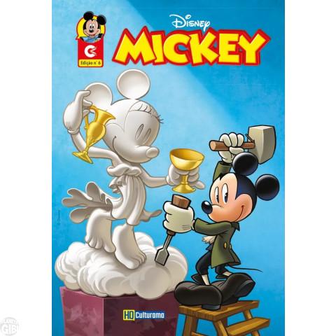 Mickey [Culturama 006] 918 set/2019 Mickio Canova e a Inspiração Poética