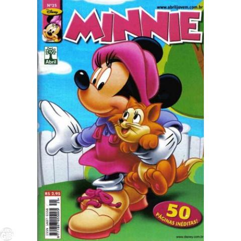 Minnie [1ª série] nº 025 ago/2006 - O Biscuit Imperial