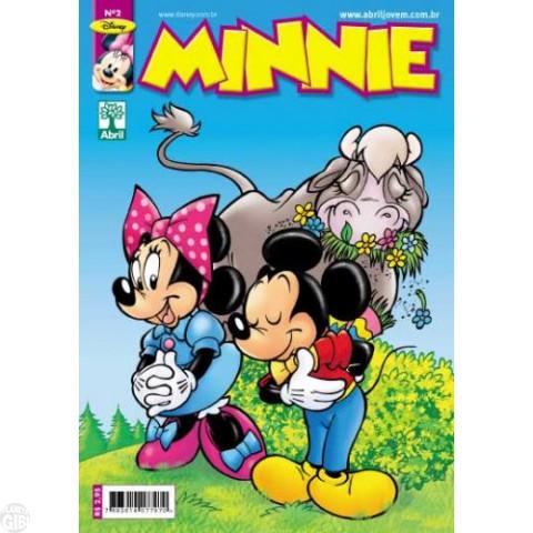 Minnie [2ª série] nº 002 jul/2011