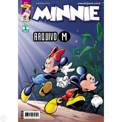Minnie [2ª série] nº 007 dez/2011 - Arquivo M