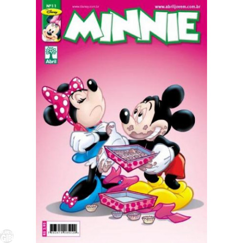 Minnie [2ª série] nº 011 abr/2012 - A Princesa do Lago Invisível