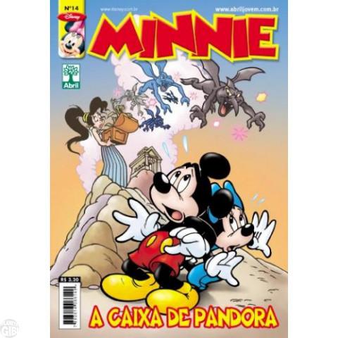 Minnie [2ª série] nº 014 jul/2012
