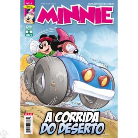 Minnie [2ª série] nº 016 set/2012