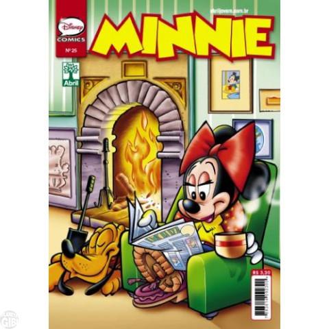 Minnie [2ª série] nº 025 jun/2013