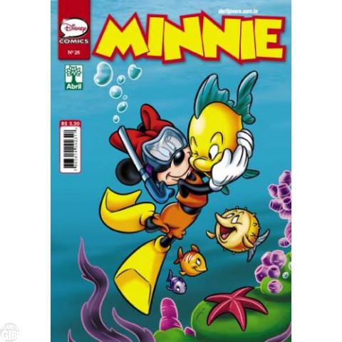 Minnie [2ª série] nº 026 jun/2013