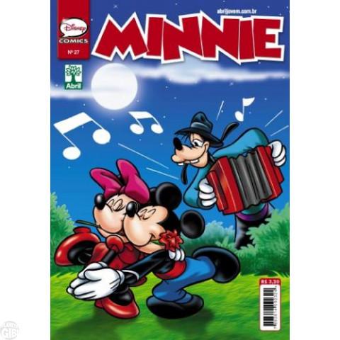 Minnie [2ª série] nº 027 jul/2013