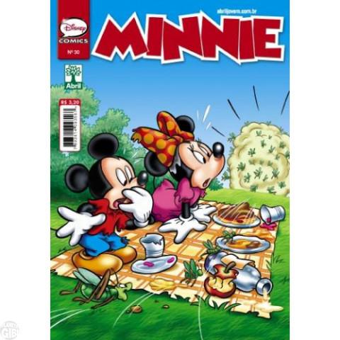Minnie [2ª série] nº 030 out/2013