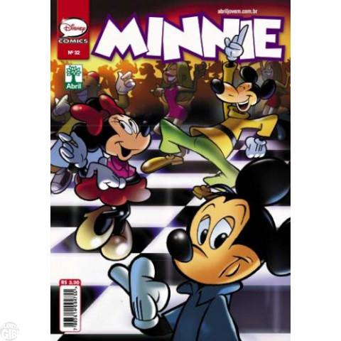 Minnie [2ª série] nº 032 dez/2013 - Casty