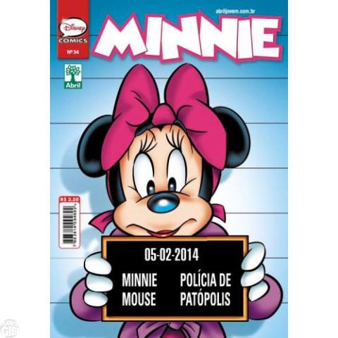 Minnie [2ª série] nº 034 fev/2014