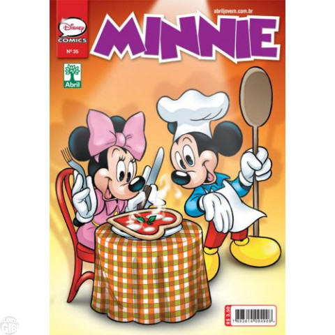 Minnie [2ª série] nº 035 mar/2014