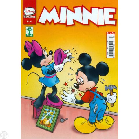 Minnie [2ª série] nº 063 jun/2016