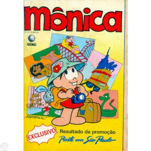 Mônica [2ª série - Globo] nº 010 out/1987 - Leia os detalhes abaixo