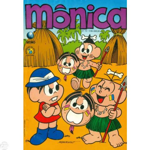 Mônica [2ª série - Globo] nº 070 out/1992