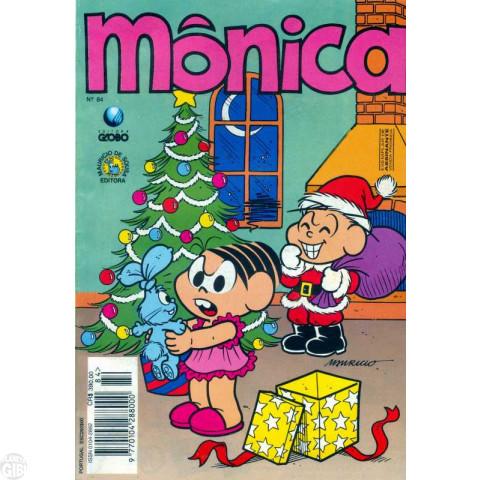 Mônica [2ª série - Globo] nº 084 dez/1993