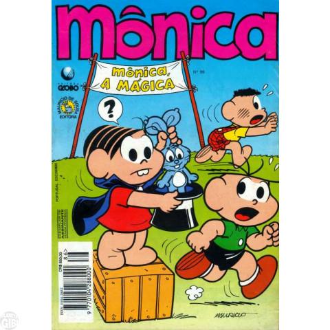 Mônica [2ª série - Globo] nº 086 fev/1994