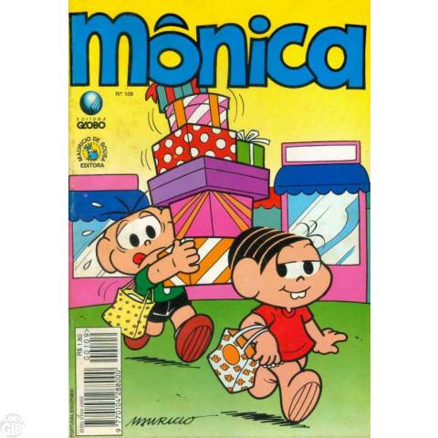 Mônica [2ª série - Globo] nº 109 jan/1996