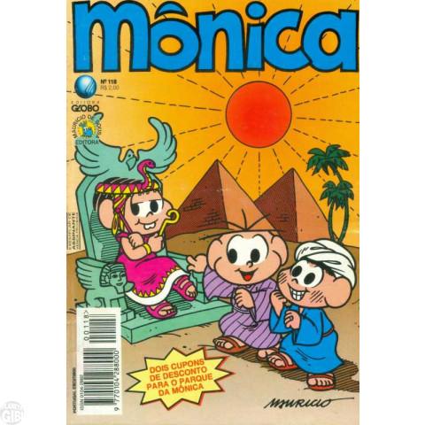 Mônica [2ª série - Globo] nº 118 out/1996