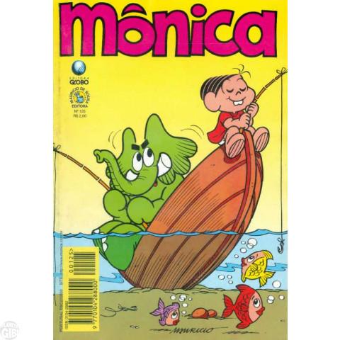 Mônica [2ª série - Globo] nº 125 mai/1997
